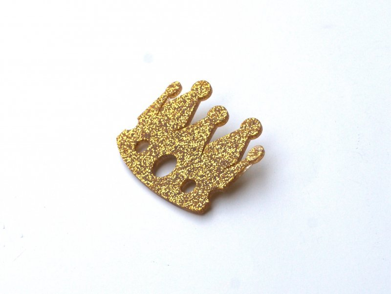 MOBO awards exclusive crown pin