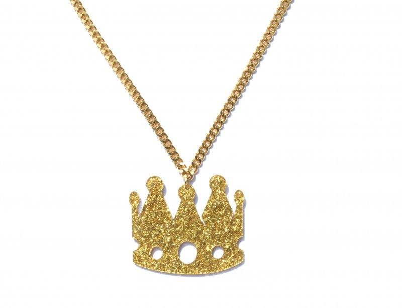 EMOJI - Crown Chain