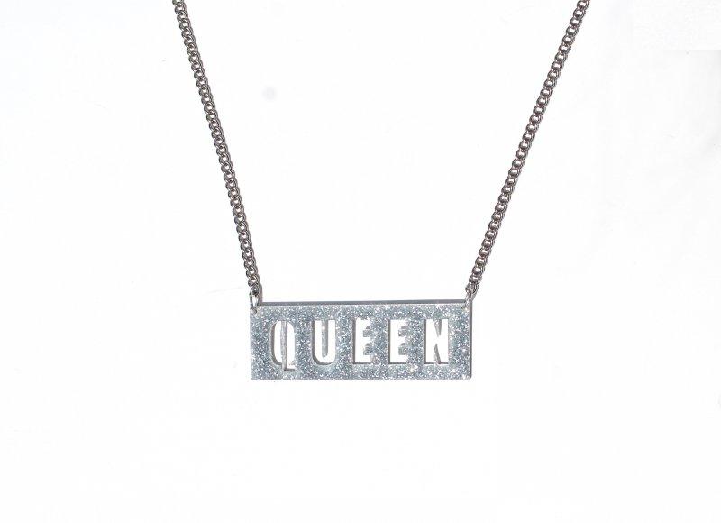 Queen Plate Chain